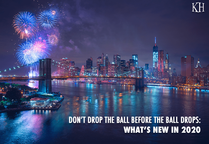Header image for Dont Drop the Ball Before the Ball Drops